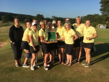 MNR County Match Week 2018 - Runners up