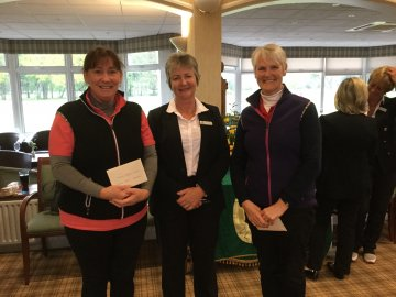 Foursomes Best Nett