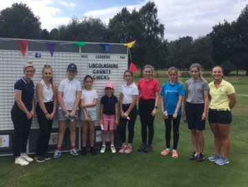 Chicks Tour at Holme Hall GC on Saturday, 18th August