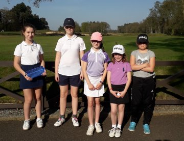 The 1st Chicks Tour of 2019 at Woodhall Spa on 20th April