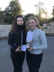 Order of Merit winner Ellise 
